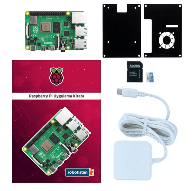 Raspberry Pi 4 4GB Combo Kit