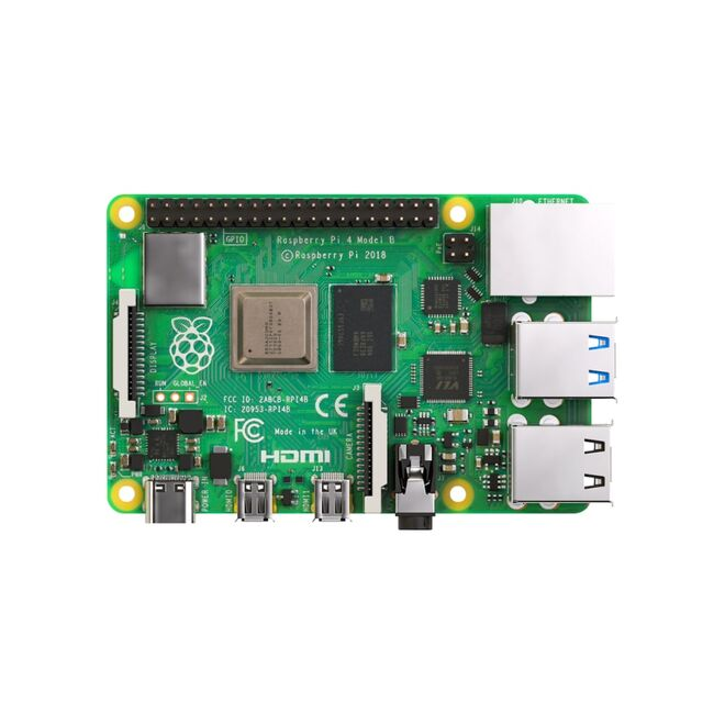 Raspberry Pi 4 4GB Proje Seti