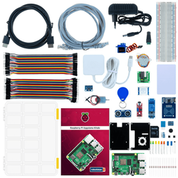 Raspberry Pi 4 4GB Proje Seti - Thumbnail