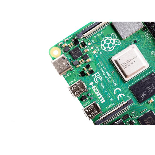 Raspberry Pi 4 8GB - Yeni Versiyon