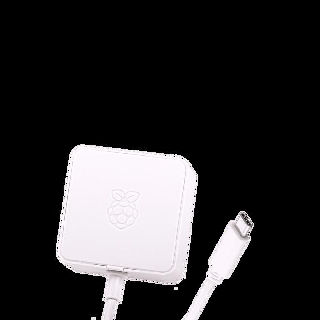 Raspberry Pi 4 Lisanslı Güç Adaptörü 5V 3A USB-C