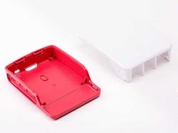Raspberry Pi 4 Orijinal Lisanslı Kutu - Thumbnail