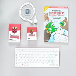 Raspberry Pi 400 Personal Computer Kit - Thumbnail