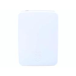 Raspberry Pi 4B Muhafaza Kutusu - Kırmızı, Beyaz (Klon) - Thumbnail