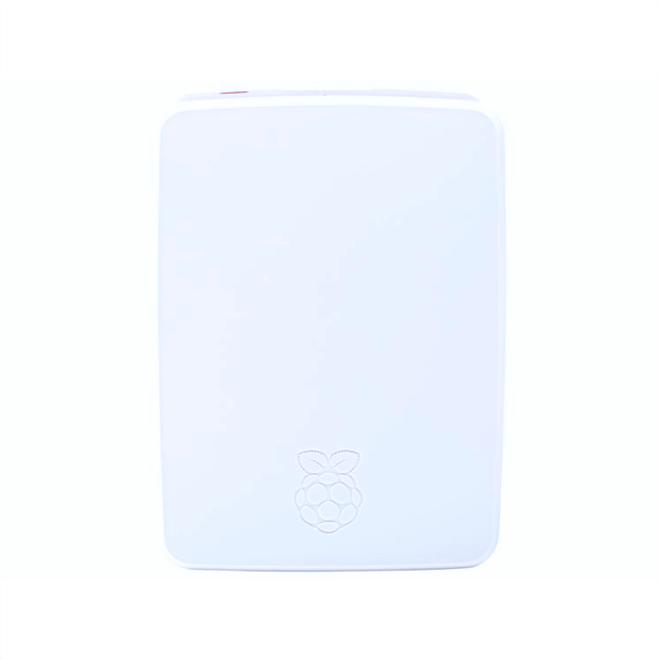 Raspberry Pi 4B Muhafaza Kutusu - Kırmızı, Beyaz (Klon)