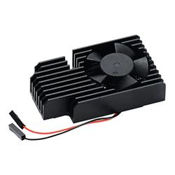 ODSEVEN - Aluminum Heatsink Cooling Kit for Raspberry Pi 4B/3B/3B+ (B Plus)