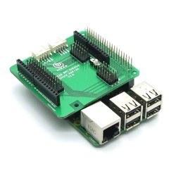 Robotistan - Raspberry Pi - Arduino Dönüştürücü Shield
