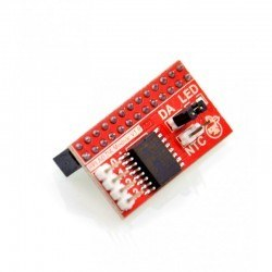SeeedStudio - Raspberry Pi B/A+/B+/2/3 AD / DA Extension Board