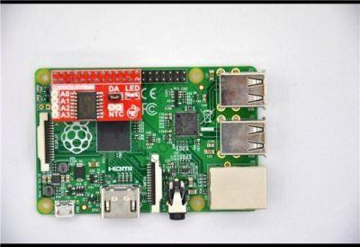 Raspberry Pi B/A+/B+/2/3 AD/DA Genişletme Kartı