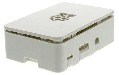 Raspberry Pi 3/2/B+ Beyaz Muhafaza Kutusu - Pi 3/2/B+ White Case