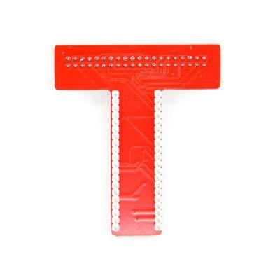Raspberry Pi 3/2/B+/A+ GPIO-Breadboard Card - T Tye GPIO Board
