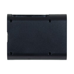 Raspberry Pi 3/2/B+ Siyah Muhafaza Kutusu - Pi 3/2/B+ Black Case - Thumbnail