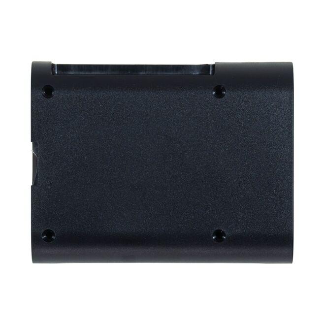 Raspberry Pi 3/2/B+ Siyah Muhafaza Kutusu - Pi 3/2/B+ Black Case
