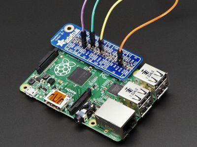 Raspberry Pi B+/2/3 GPIO Referans Kartı