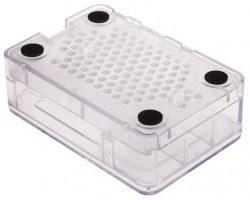 Raspberry Pi B+/2/3 Clear Case - Thumbnail