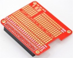 Raspberry Pi B+/2/3 için DIY Proto Shield - Thumbnail