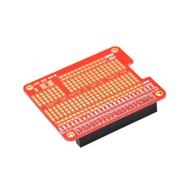 Raspberry Pi B+/2/3 için DIY Proto Shield