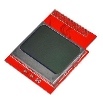 Raspberry Pi 3/2/B+/B PCD8544 LCD Shield-CPU/RAM Görüntüleyici