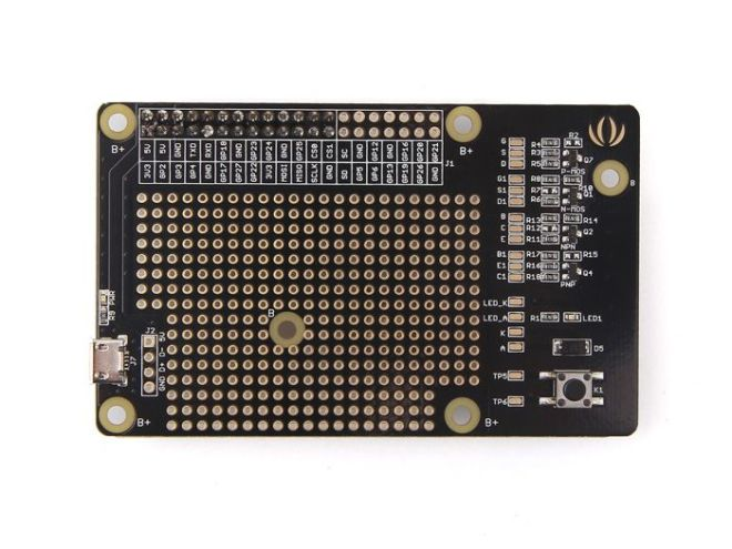 Raspberry PI Breakout Board