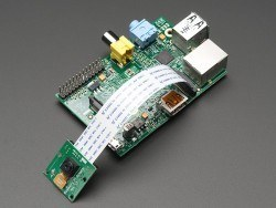 Raspberry Pi Camera / Screen Flexible Cable - 100mm - Thumbnail