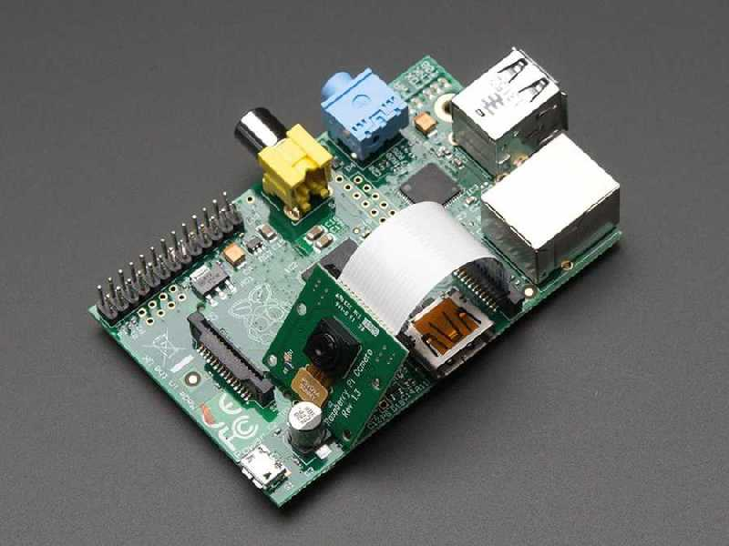Raspberry Pi Camera / Screen Flexible Cable - 50mm