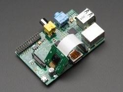 Raspberry Pi Camera / Screen Flexible Cable - 50mm - Thumbnail