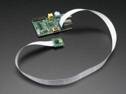 Raspberry Pi Camera / Screen Flexible Cable - 610mm - Thumbnail