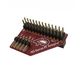 Raspberry Pi 2.8′′ Touch LCD Module Kit - SK-28PTU-PI - Thumbnail