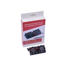 SeeedStudio - Raspberry Pi Cooling Dual Fan