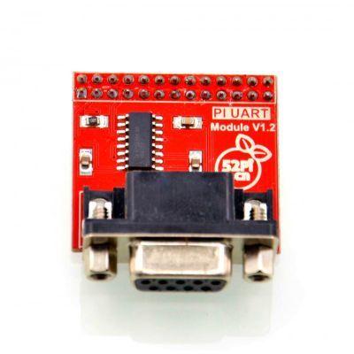Raspberry Pi RS232-Uart Converter