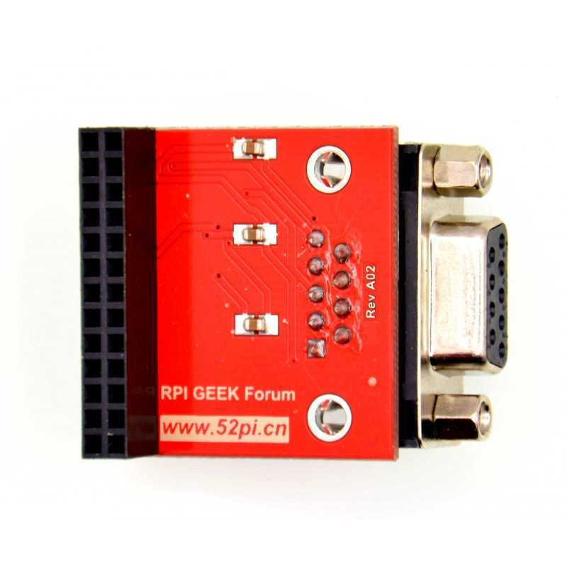 Buy Raspberry Pi RS232-Uart Converter with cheap price