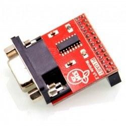 China - Raspberry Pi RS232-Uart Dönüştürücü