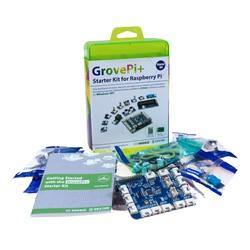 SeeedStudio - Raspberry Pi GrovePi Başlangıç Kiti - Raspberry Pi GrovePi+ Starter Kit