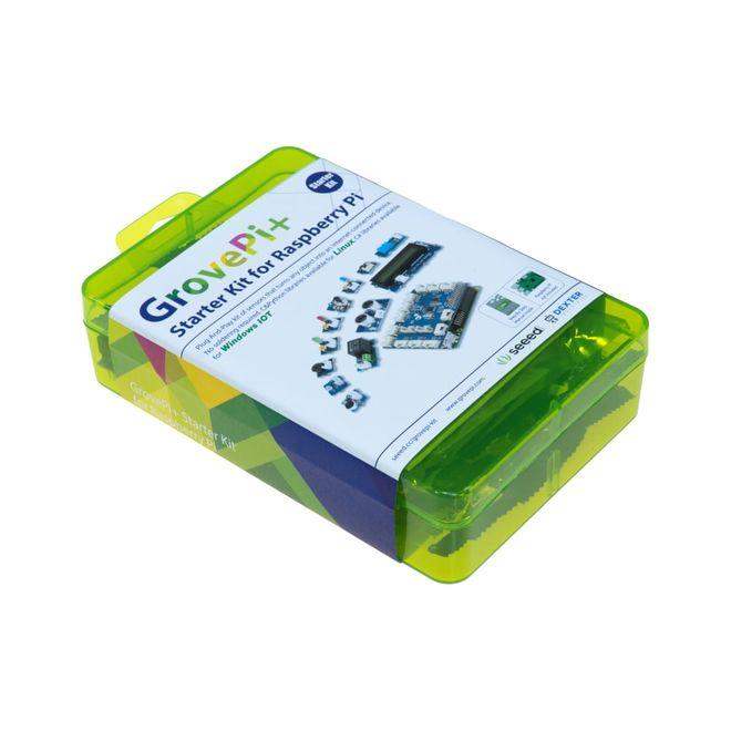 Raspberry Pi GrovePi Başlangıç Kiti - Raspberry Pi GrovePi+ Starter Kit