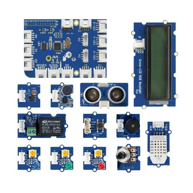 Raspberry Pi GrovePi+ Starter Kit