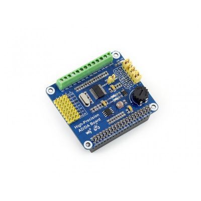 Raspberry Pi High Precision AD/DA Converter Board