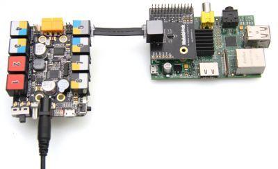 Raspberry Pi için Makeblock Shield′i - 10504