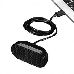 Raspberry Pi İçin Mini Harici USB Stereo Hoparlör - Thumbnail