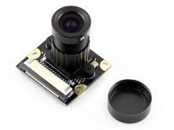 Raspberry Pi Kamera - Ayarlanabilir Fokus + Kızılötesi Led Modülü (F) - Thumbnail