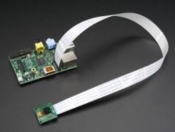 Raspberry Pi Kamera / Ekran Esnek Kablosu - 457 mm - Thumbnail