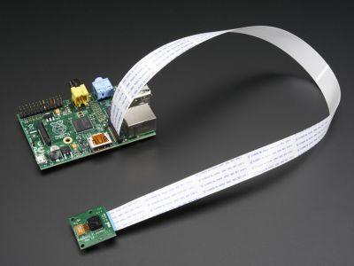 Raspberry Pi Kamera / Ekran Esnek Kablosu - 457 mm