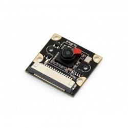 Raspberry Pi Kamera + Kızılötesi Led Modülü (E) - Thumbnail