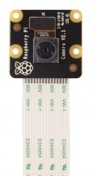 Raspberry Pi Kızılötesi Kamera Modülü V2 - Yeni Model - Thumbnail