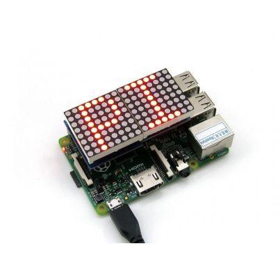Raspberry Pi Led Matris Kartı