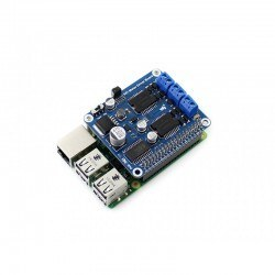Raspberry Pi Motor Sürücü Shield'i - Thumbnail