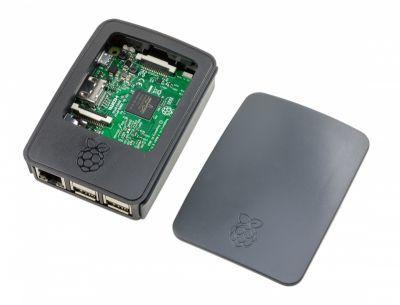 Raspberry Pi Official Case - Grey