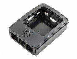 Raspberry Pi Official Case - Grey - Thumbnail