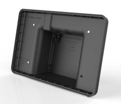 Raspberry Pi Official Screen Case (Black)
