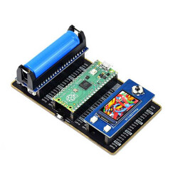 Raspberry Pi Pico için İkili GPIO Genişletici - İki Set Erkek Header - Thumbnail