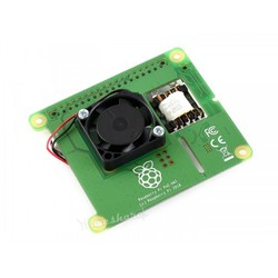Raspberry Pi - Raspberry Pi PoE HAT (Power over Ethernet)